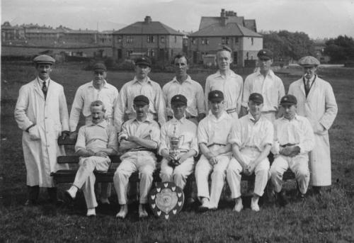 First XI 1925