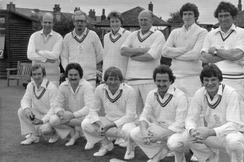 Waddilove Cup Winning Team 1980